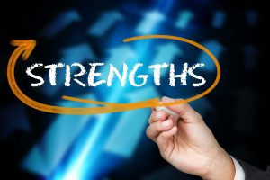 The VIA Advantage: Learning to Play to Your Strengths